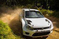 WRC: Rally Poland pre event test