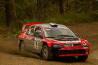 BTRDA: Trackrod Forest Stages